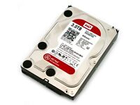 "Two desktop 3.5"" hard drives from Western Digital. (3TB & 2TB)"