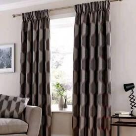 Curtains, unused £25