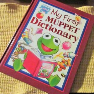 ~ My First MUPPET DICTIONARY~