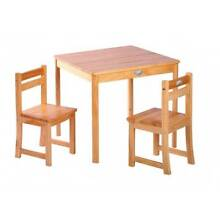 Table and two chair set - ICANDO,brand new Hornsby Hornsby Area Preview