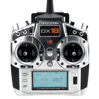Spektrum DX18 Mode 2 RC Radio 2.4Ghz