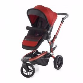 Brand new Jane Trider Stroller - Red