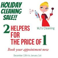 Cleaning promotion!!