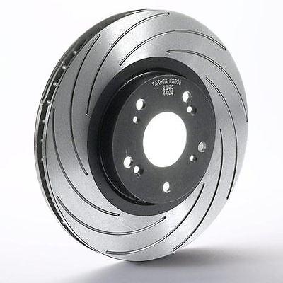 Front F2000 Tarox Brake Discs fit SEAT Ibiza Mk4 1.2 (256mm) 1.2 09>