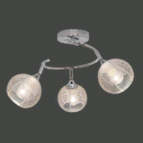 Dunelm Frankie 3 Light Ceiling Light In Falkirk Gumtree