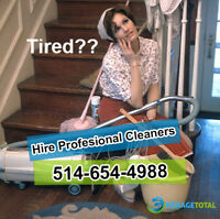 Cleaning Services Montreal | Just (20 CAD) Hourly