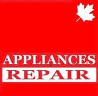 APPLIANCE REPAIR - FRIDGE WASHER DRYER DISHWASHER RANGE
