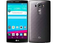 LG G4 H815 - Hexacore - 32GB - Black (Unlocked)