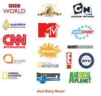 IPTV LIVE CHANNELS * 1 DAY FREE TRIAL*