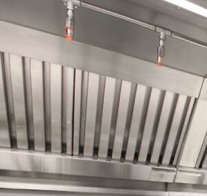 Certified Restaurant Kitchen Exhaust Hood Cleaning