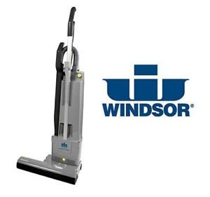 NEW WINDSOR UPRIGHT VACUUM VS18 VS18 155064495 COMMERCIAL TWO MOTOR