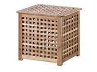 Ikea Storage Tables x 2
