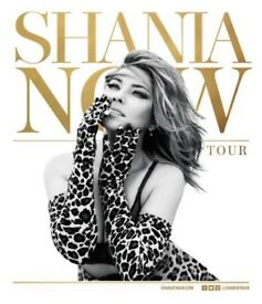 Shania twain concert tickets x2 Dublin 3arena Face value