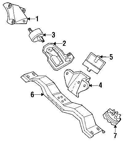 Volvo Motor Mount