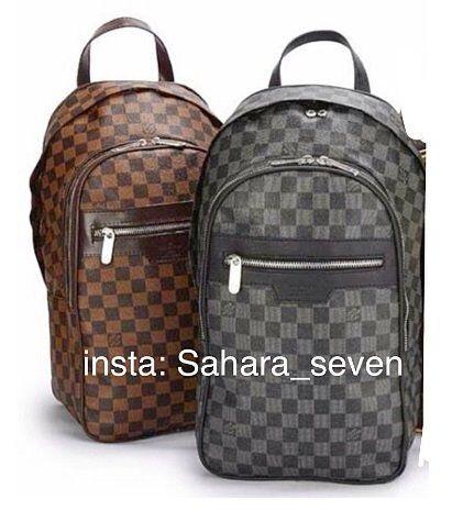 ea626387f5 Mens Backpack Shoulder Bag Louis Vuitton Rucksack Side Handbag Lv Messenger  Good Quality