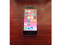 iPhone 5c Pink EE