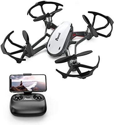 Mini Drone, Potensic D20 Nano Quadcopters with Camera, Altitude Hold, Remote Con