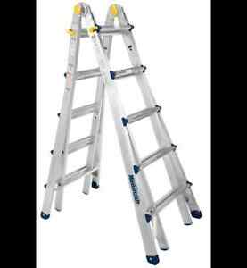 Brand new industrial Aluminum Ladder