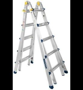 Industrial Aluminum Ladder