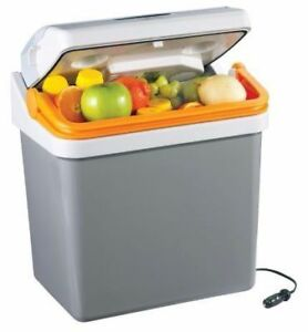 12 Volt Electric Camping Cooler MobiCool Ice Less