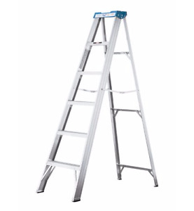 6 ft. Household Aluminum Step Ladder