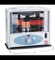 Kero-World Radiant Kerosene Heater