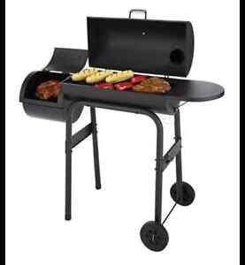 Charcoal Grill / Smoker