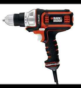 Perceuse Black & Decker Matrix, 4 A, 3/8 po neuveeeee
