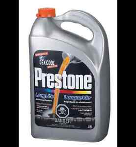 Prestone Dex-Cool Antifreeze - over 5L