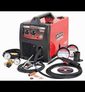 BRAND NEW IN BOX Lincoln Electric MIG Pak 180 Wire Feed Welder