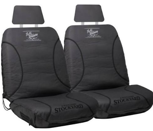 RM Williams front seat covers Plainland Lockyer Valley Preview
