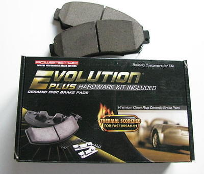 Powerstop Ceramic Rear Pads for all models 2002 1998 Lincoln Navigator Series