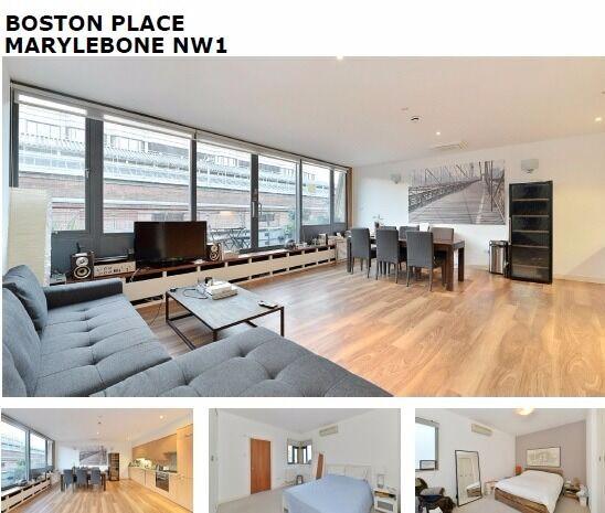 2 Bed Luxury Apartment with Balcony Marylebone NW1