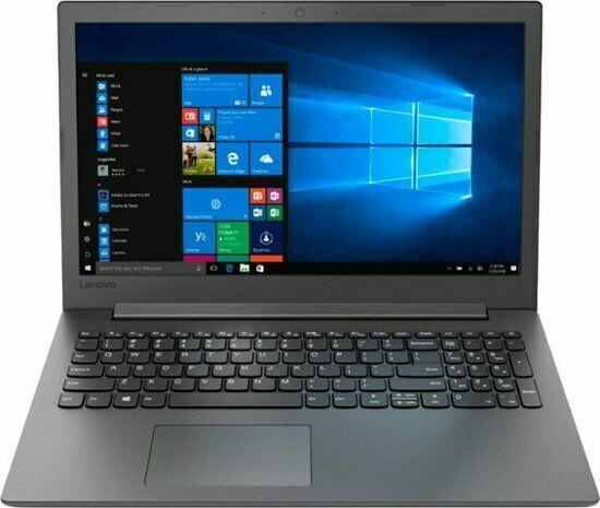 "Laptop Windows - New!  Lenovo 15.6"" Black Laptop 4GB RAM 500GB HDD Windows 10 DVDRW HDMI"