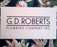 LICENSED PLUMBER AVAILABLE TODAY