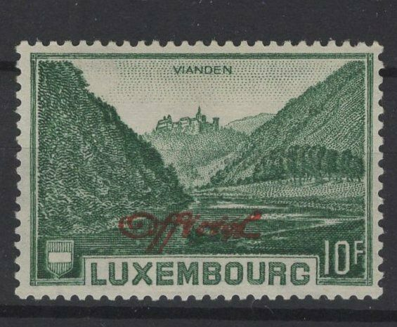 LUXEMBOURG, STAMPS, 1935 Mi. 178 **