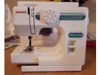 Janome Electric Sewing Machine - Brand New