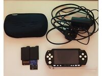 PSP bundle with Custom firmware - Great portable emulator