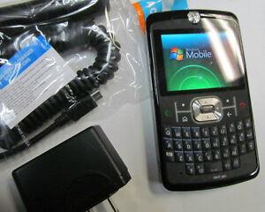 GOOD Motorola Q9c Windows QWERTY Camera GPS Bluetooth MP3 Video VERIZON Phone