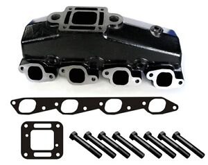 454 Exhaust manifolds and Risers