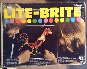 Vintage Lite-Brite Toy London Ontario image 2