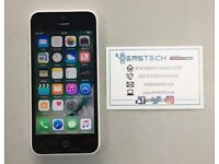 Apple iPhone 5C | 8GB | Unlocked | £95 | Receipt Provided | White | Free Tempered Glass