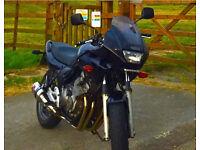 Yamaha XJ600s 1998 16k well cared for!