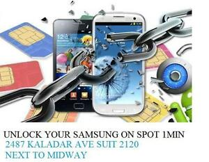 Permanent unlock any samsung phones any network start from 8$