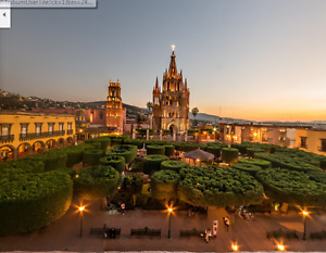 Mexican Vacation in world famous old Spanish colonial town