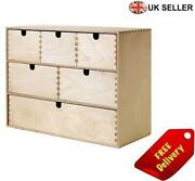 Wooden Shoe Box