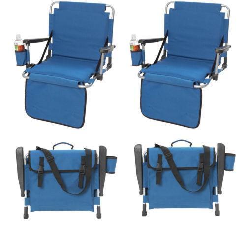 Folding Bleacher Seat Sporting Goods Ebay