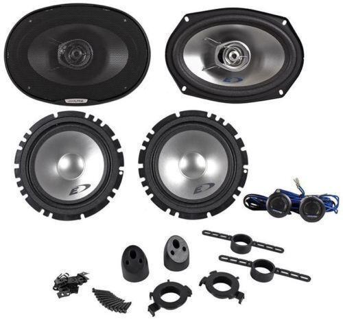 complete car audio system ebay. Black Bedroom Furniture Sets. Home Design Ideas