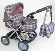 New Silver Cross Pram