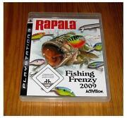 PS3 Fishing